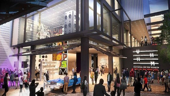 New York state officials have approved a $3.75 million grant to help build the Universal Hip Hop Museum, according to ...