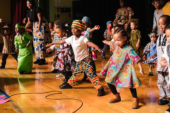 Bed Stuy, Brooklyn's Little Sun People daycare center looked to the eve of their 40th anniversary to try and raise ...