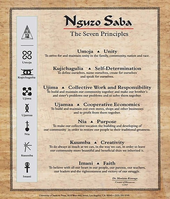 Heri Za Kwanzaa! Kwanzaa, for those who are new to the party or need a refresher, is an African American ...