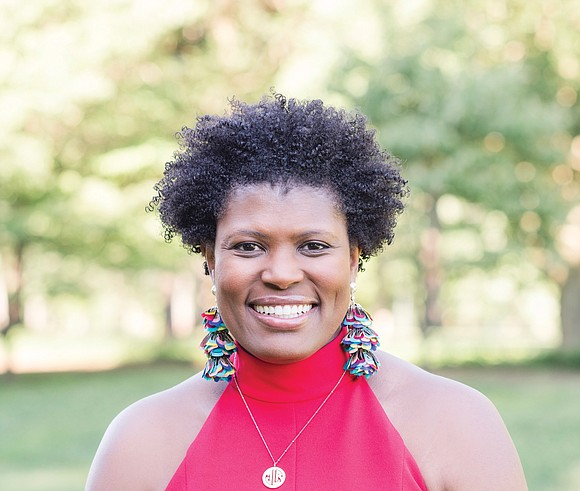 "As 2020 begins, Savon Shelton Sampson is readying for an ""exciting"" new year serving as president of the Junior League ..."