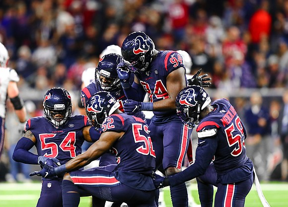 On Saturday at NRG Stadium, the Houston Texans will do their best to try and bring a small amount of ...