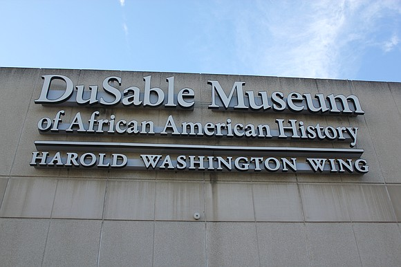 An upcoming exhibit at the DuSable Museum of African American History, whose executive producer is Academy Award actress Viola Davis, ...