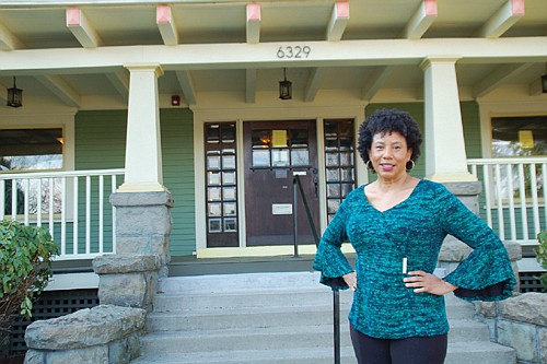 Kymberly Horner, the new executive director of Portland Community Reinvestment Initiatives, picks up the mantle to a mission to see 1,000 new living units built in the next 10 years to help alleviate the housing crisis. PCRI is a housing nonprofit rooted in Portland's African American community.