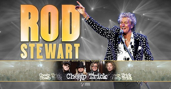Rod Stewart, the legendary two-time Rock & Roll Hall of Fame inducted singer/songwriter today announced details for his highly anticipated ...