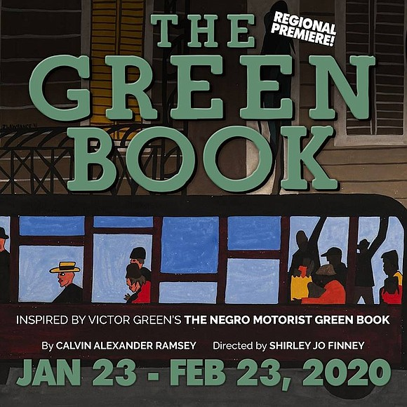 The Ensemble Theatre presents the regional premiere of The Green Book, written by award-winning author Calvin Alexander Ramsey and directed ...