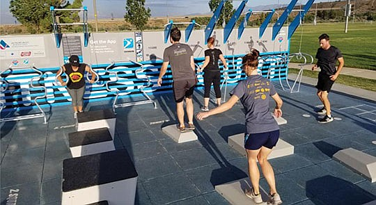 The city of Palmdale and Kaiser Permanente will kick off the inaugural..