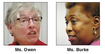 The Richmond School Board has two former educators leading the board for 2020.