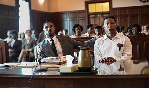 Starring Jamie Foxx, Brie Larson and Michael B. Jordan, the movie tells the story of poor black men being railroaded ...