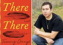 """Tommy Orange is the bestselling author of """"There There,"""" a novel about the urban Native experience. (AP photo)"""