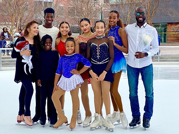 When the U.S. Figure Skating Championships get underway next week, there will be only two African American skaters in the ...