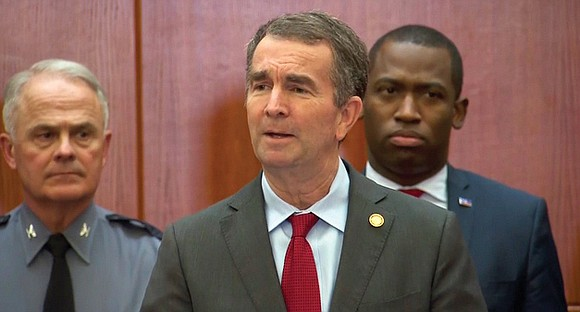 Fearing a repeat of the deadly violence that engulfed Charlottesville more than two years ago, Gov. Ralph S. Northam declared ...