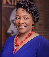 Beatrice King, The Daughter Of Dr. Martin Luther King, Jr. Has Led The mission Of The King Center In Atlanta Where She Continues Her Father's Mission Of Freedom And Justice For All.