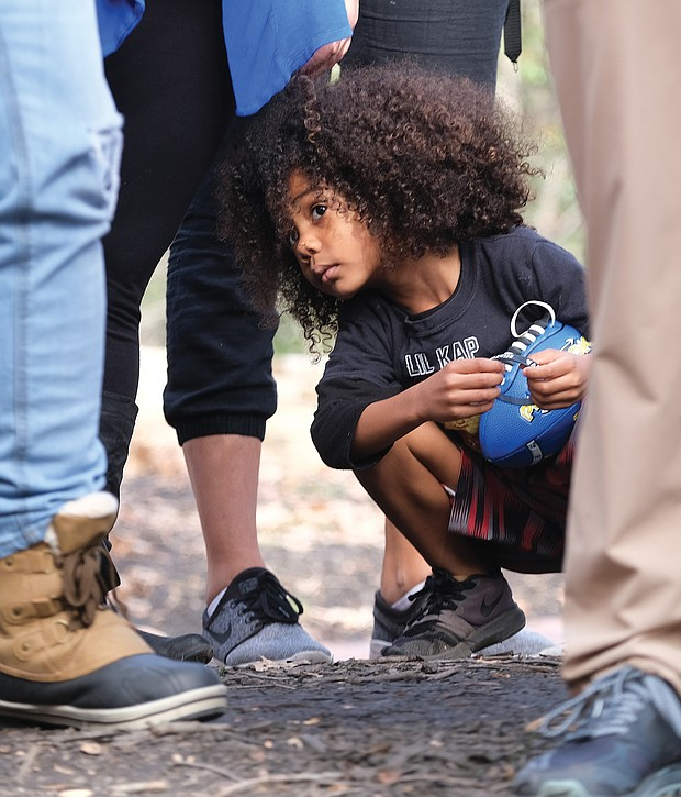 Young advocate