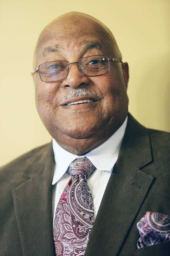 An award from one of Richmond's oldest African-American organizations would be an extraordinary honor for just about anyone. For Edward ...