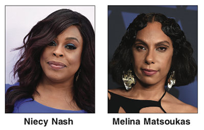"Emmy winner Niecy Nash, the groundbreaking cast of the hit television series ""Pose,"" Grammy-winning music video director Melina Matsoukas and ..."