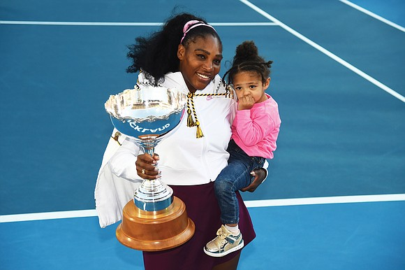 Former world No. 1 tennis star Serena Williams won the World Tennis Association's Auckland Classic last Sunday — her first ...