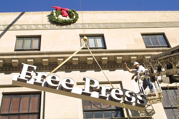 Dear Reader, This edition of the Richmond Free Press begins our 28th year of publishing. Our first edition — January ...
