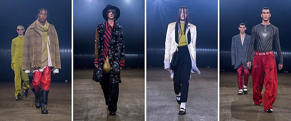 It's Men's Fashion Week in Milan, Italy. Marni, a collection created by Swiss designer Consuelo Castigioni, has become an international ...