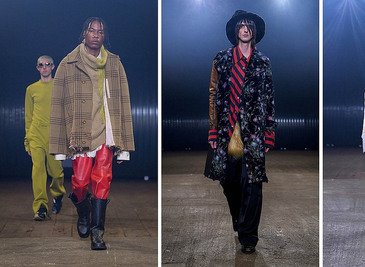 In Milan Menswear For Fall 2020 Is Moving New York Amsterdam News The New Black View