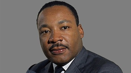 Martin Luther King, Jr./technocian.me.