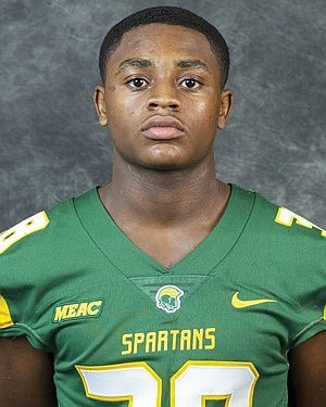 It didn't take long for Devyn Coles to become a force for Norfolk State University football.