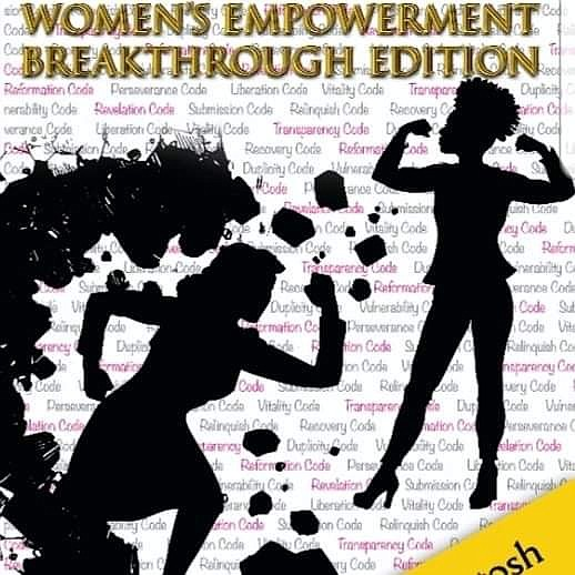 """Published on Jan. 15, 2020, """"The Gyrlfriend Code Women's Empowerment, Breakthrough Edition"""" became an instant best seller in two top ..."""