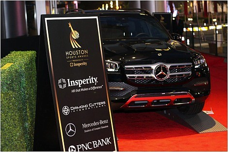 On a cold and breezy night, some of Houston's elite came out to heat up the red carpet as the ...