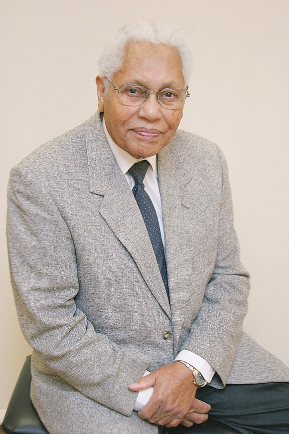 For more than 40 years, Howard E. Fitts Sr. was a key figure in buying and selling property in Richmond.