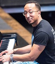 Mark G. Meadows will perform the music of Stevie Wonder on Saturday, January 25, 2020 from 6 p.m. to 10 p.m. at the Caton Castle Lounge on Caton  Avenue & Hilton Street in Baltimore.