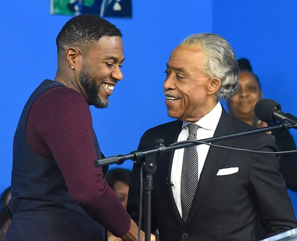 The Rev. Al Sharpton and National Action Network welcomed prominent elected officials and civil rights leaders at events all over ...