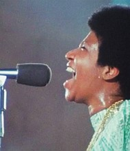 "Aretha Franklin's film ""Amazing Grace,"" finished in late 2018, captures the late Queen of Soul at her captivating best, recording a gospel album in 1975 at the New Temple Missionary Baptist Church in Los Angeles.  The film will screen Sunday, Jan. 26 at 4:30 p.m. as part of the Northwest Film Center's Reel Music Festival at the Portland Art Museum."