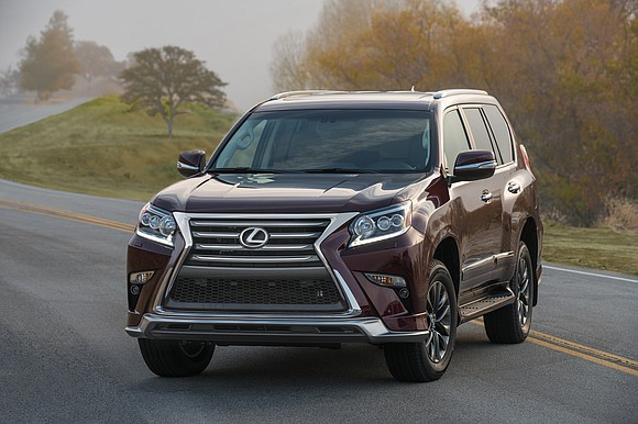 There is no way around it. The Lexus GX 460 is a throwback to the time when big, powerful, body ...