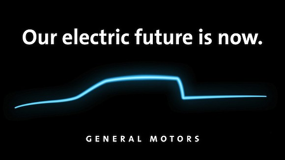 General Motors' (NYSE: GM) vision of an all-electric future is coming into clearer focus and gaining momentum with a $2.2 ...