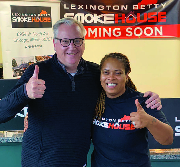 Lexington Betty Smokehouse is set to open at One Eleven Food Hall, 756 E. 111th St., on Saturday, Feb. 1. ...