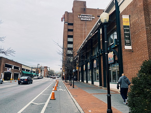 The transformation of Lexington Market is underway, and we want you to be a part of it