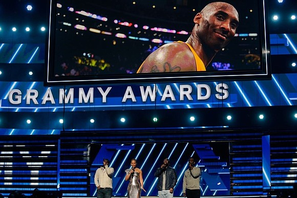 The 62nd Annual Grammy Awards were presented Sunday in Los Angeles.