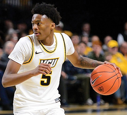 The Virginia Commonwealth University Rams opened this season with a vacancy for a shooter. Nah'Shon Hyland was quick to apply ...