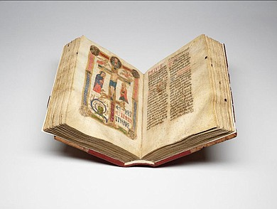 Beginning February 1, 2020, the St. Francis Missal— a legendary 12th-century manuscript and relic of touch of St. Francis of ...