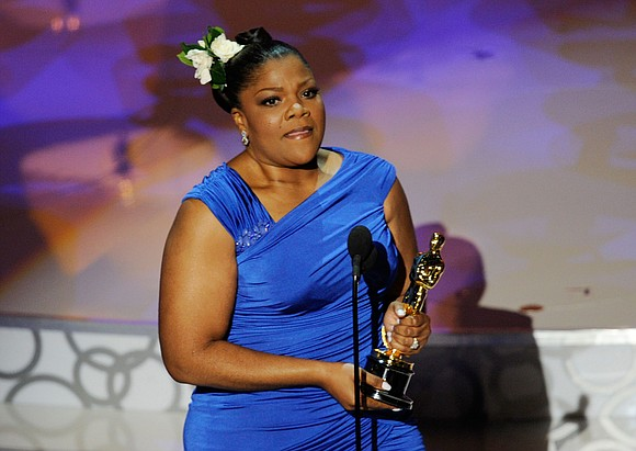"""When Mo'Nique won the best supporting actress Academy Award in 2010 for her performance in """"Precious,"""" she thanked her husband ..."""