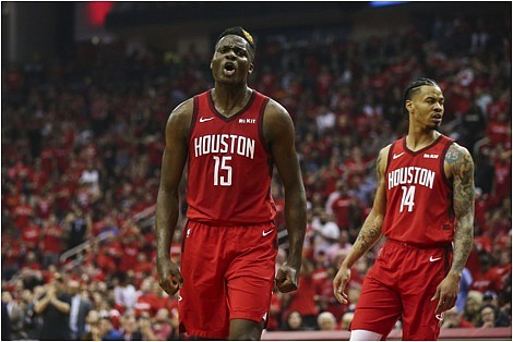 Houston – In a mega four-team trade that included 12-players, the Houston Rockets have parted ways with center Clint Capela, ...