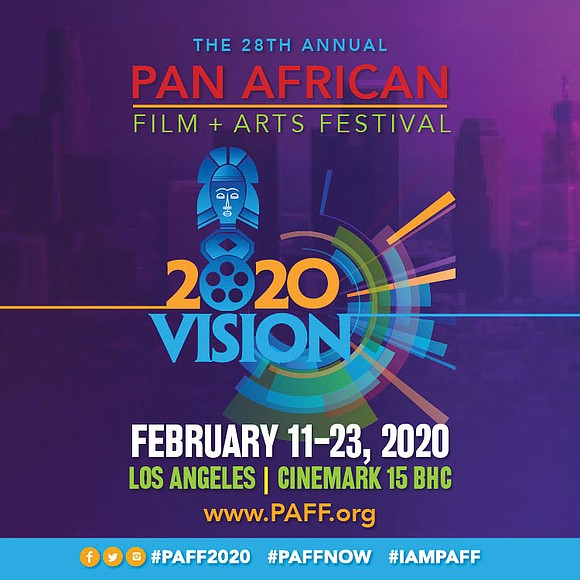 The 28th annual Pan African Film and Arts Festival..