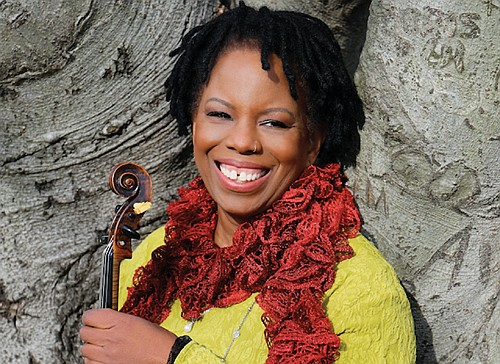 Renowned jazz violinist Regina Carter will perform at the Arlene Schnitzer Concert Hall with the Metropolitan Youth Symphony Orchestra and Jazz Ensemble on March 8. Tickets start at $25. Visit playmys.org or call 503-239-4566.