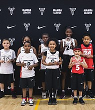 Making sure youth living on Chicago's South Side have a place to play basketball and other recreational activities, is one reason Nike Foundation officials said it donated $5 million to the Obama Foundation. Photo credit: Courtesy of the Nike Foundation
