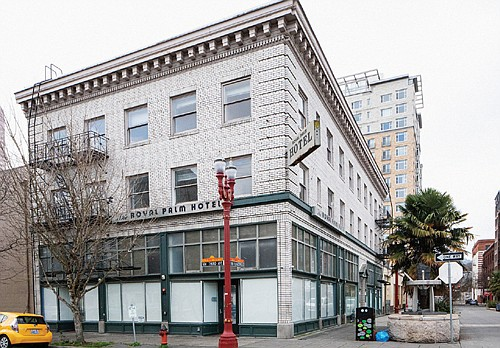 Buildings and sites that are important to the history of African Americans in Portland may soon have more protection from ...