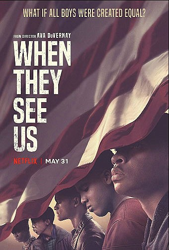 "Powered by the series ""When They See Us"" and the film.."