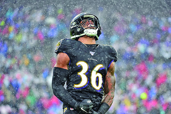The Baltimore Ravens and safety Chuck Clark agreed to a three-year, $16 million contract extension earlier this week.