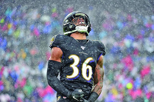 The Baltimore Ravens and safety Chuck Clark agreed to a three-year, $16 million contract extension earlier this week. He likes how things are shaping up for him and his team in the near future.