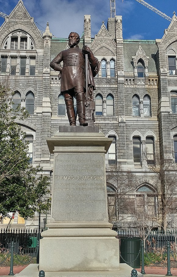 As the General Assembly wrestles over whether to give localities the right to control their Confederate monuments, their debate is ...