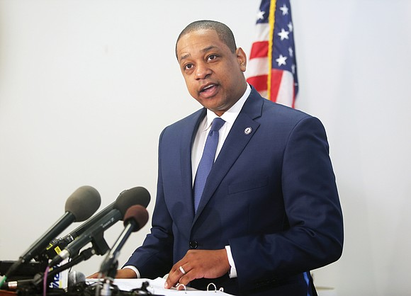 A federal judge on Tuesday tossed out a libel lawsuit filed by Lt. Gov. Justin E. Fairfax against a television ...