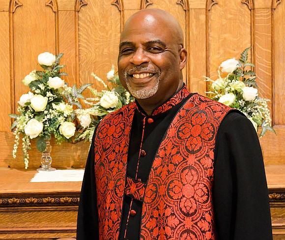 Trinity A.M.E.'s Rodrecus M. Johnson, Sr.: